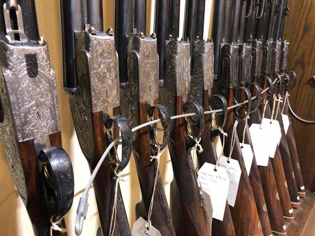 escopetas de segundamano
