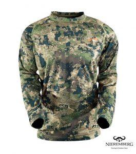 camiseta interior sitka caza