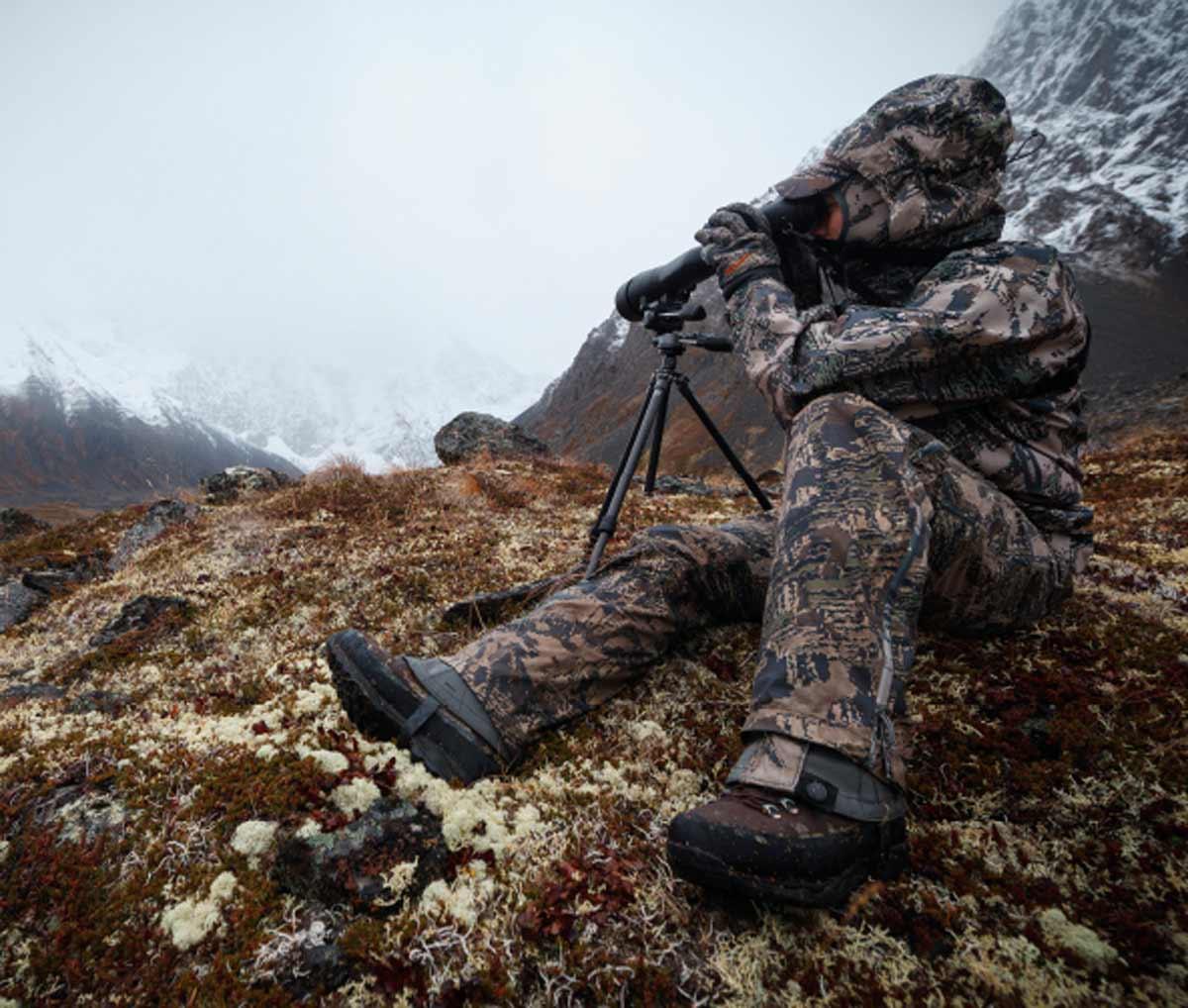 ropa técnica sitka para cazadores