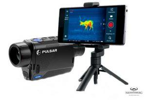 app visión térmica de pulsar