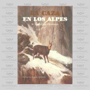 libro la caza en los alpes