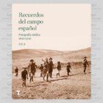 libro recuerdos del campo español