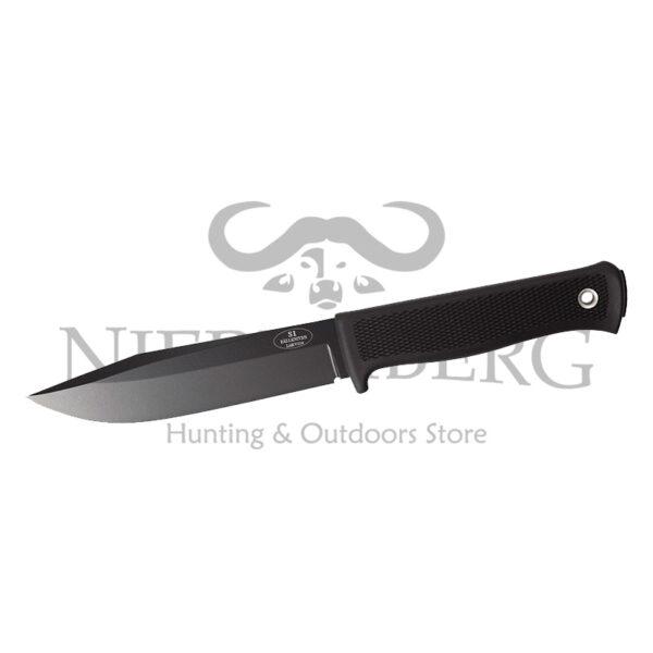 fallkniven s1 negro