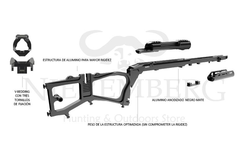 rifle sako s20