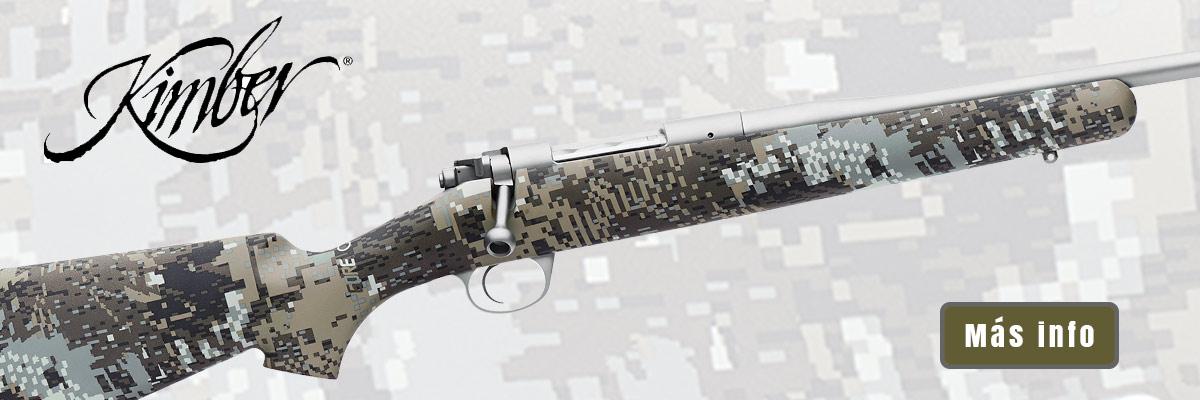 rifles kimber españa