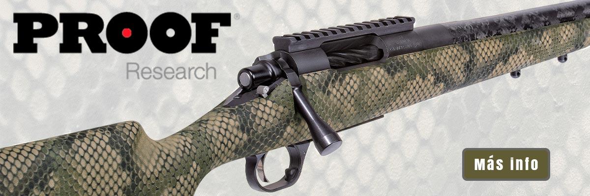 rifles proof españa