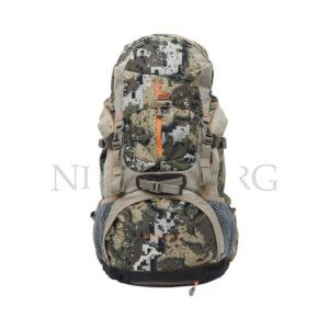mochila caza alta montaña