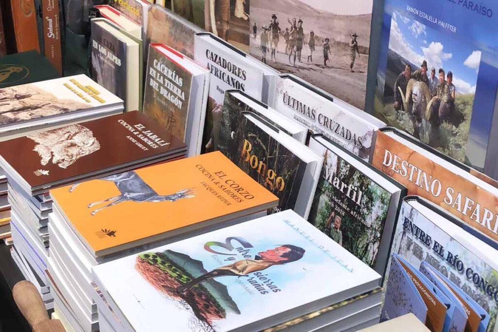 mejores libros de caza