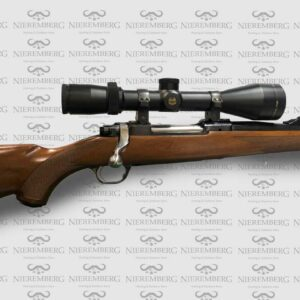 rifle segundamano con visor