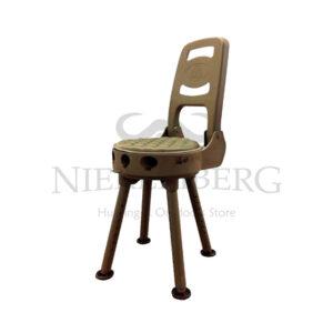 silla caza desmontable