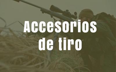 accesorios tiro caza