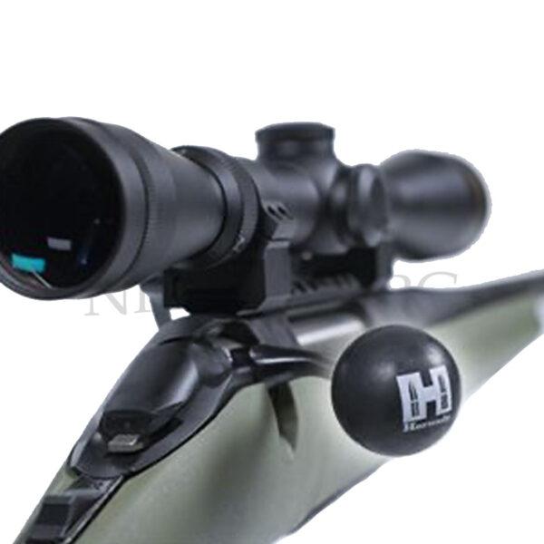 bola cerrojo rifle