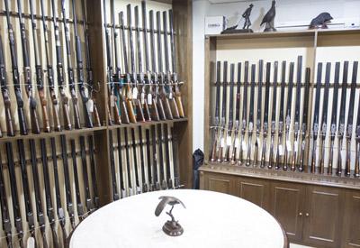 escopetas caza segunda mano
