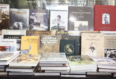 libros caza