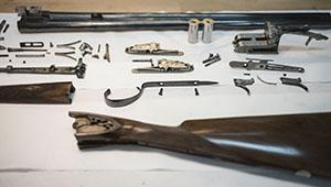 restauracion de armas