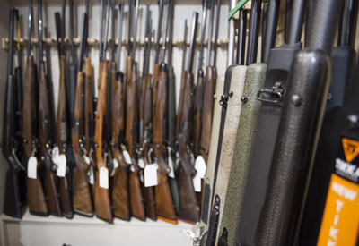 rifles segunda mano