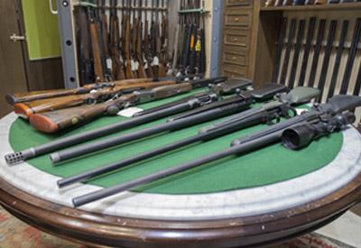 venta rifles caza segunda mano